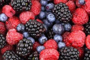 fruits good for heart problem